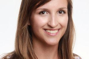 Lucia Lauková získala tento rok ocenenie za svoj inovatívny návrh, ako liečiť otravu krvi.