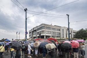 Na snímke Deň otvorených dverí v Národnej rade SR v rámci osláv Dňa Ústavy Slovenskej republiky v sobotu 1. septembra 2018 v Bratislave.