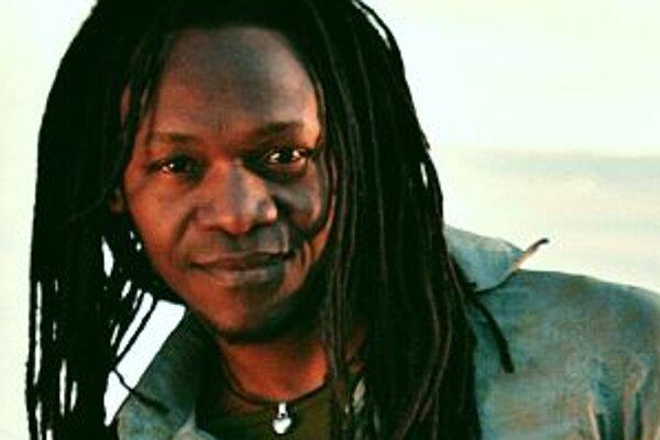 Ray Darwin z Jamajky, jeden z headlinerov podujatia.