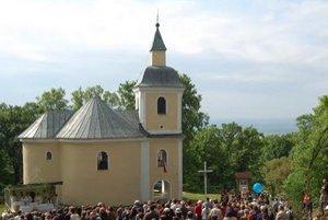 Rotunda sv. Juraja.