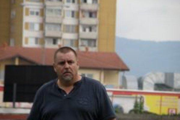 Nový tréner Topoľčian - Ján Mikloška.