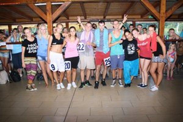 Organizátori súťaže odovzdali tanečníkom viac ako 600 eur.