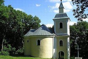 Rotunda svätého Juraja.