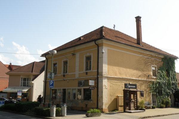 Objekt Meštianskeho domu je v súčasnosti predmetom výskumu.