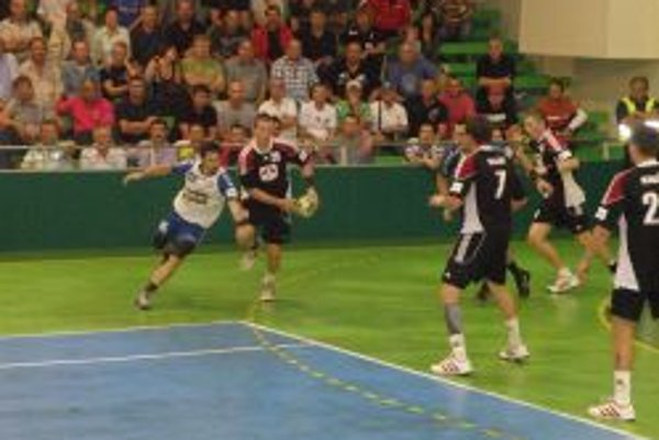 Topoľčany doma vyhrali o štyri góly.