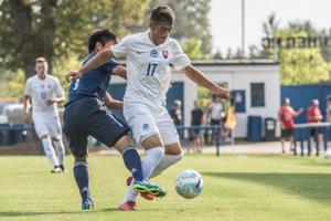 Kristián Bari si zahral v reprezentácii do 17 i 18 rokov.