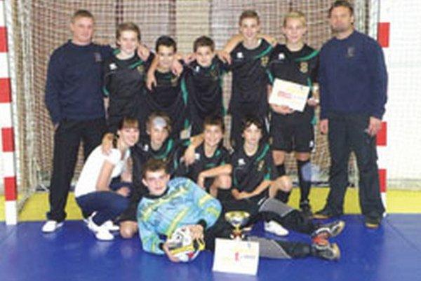 Víťazom turnaja sa stala Krnča.