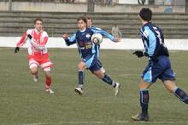 Topoľčany v prvom jarnom kole vyhrali 3:1.