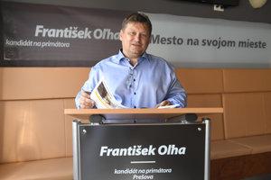 František Oľha.