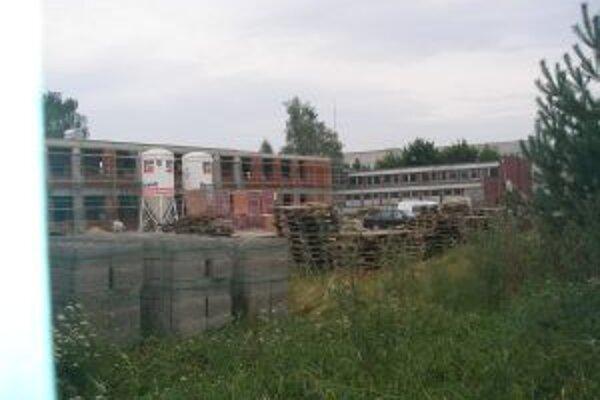 ZŠ Škultétyho v Topoľčanoch bude mať aj novú prístavbu.