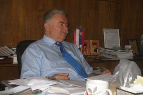 Primátor Bánoviec Stanislav Šiko bude znovu kandidovať v komunálnych voľbách.
