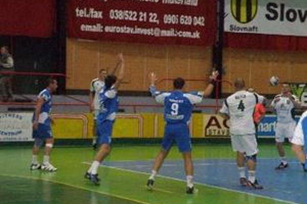 Topoľčany vonku prehrali o štyri góly.