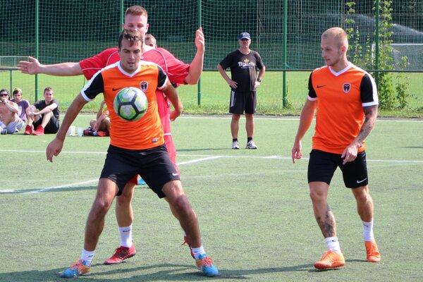 Z finálového zápasu Oranjes - Euroteam