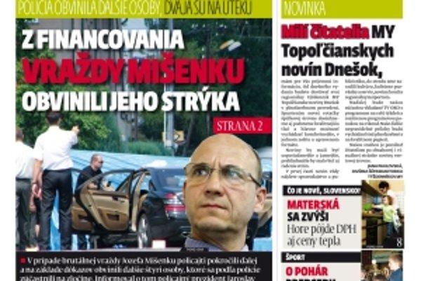 Nájdete nás na námestí M. R. Štefánika 5 v Topoľčanoch.