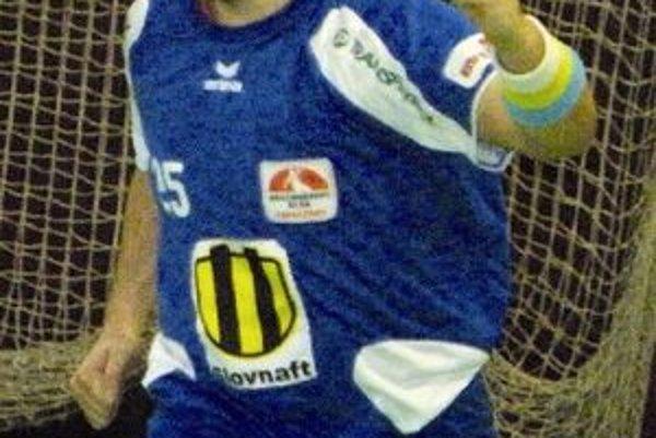 Marek Kovačech zaťažil konto súpera deviatimi gólmi.