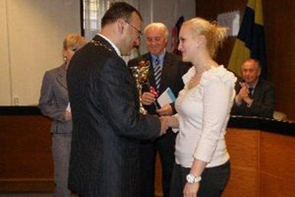 Barbora Balážová zaslúžene vyhrala.