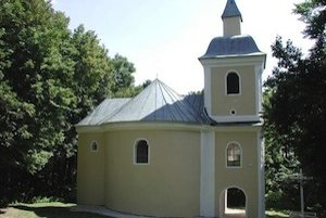 Rotunda sv. Jurka je obľúbenou pútnickou pamiatkou.