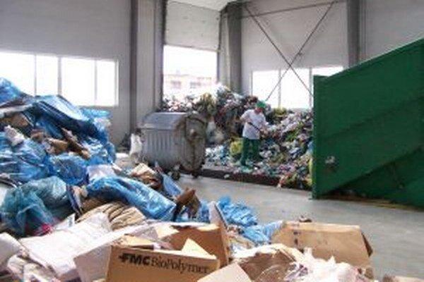 Za tvorbu odpadu treba platiť.