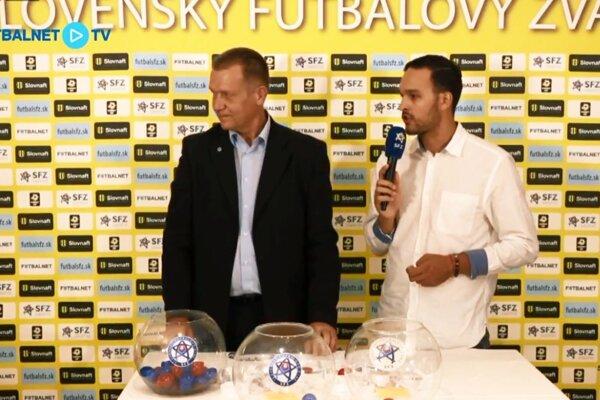 Ďalší program Slovnaft Cupu dnes žrebovali na pôde SFZ.