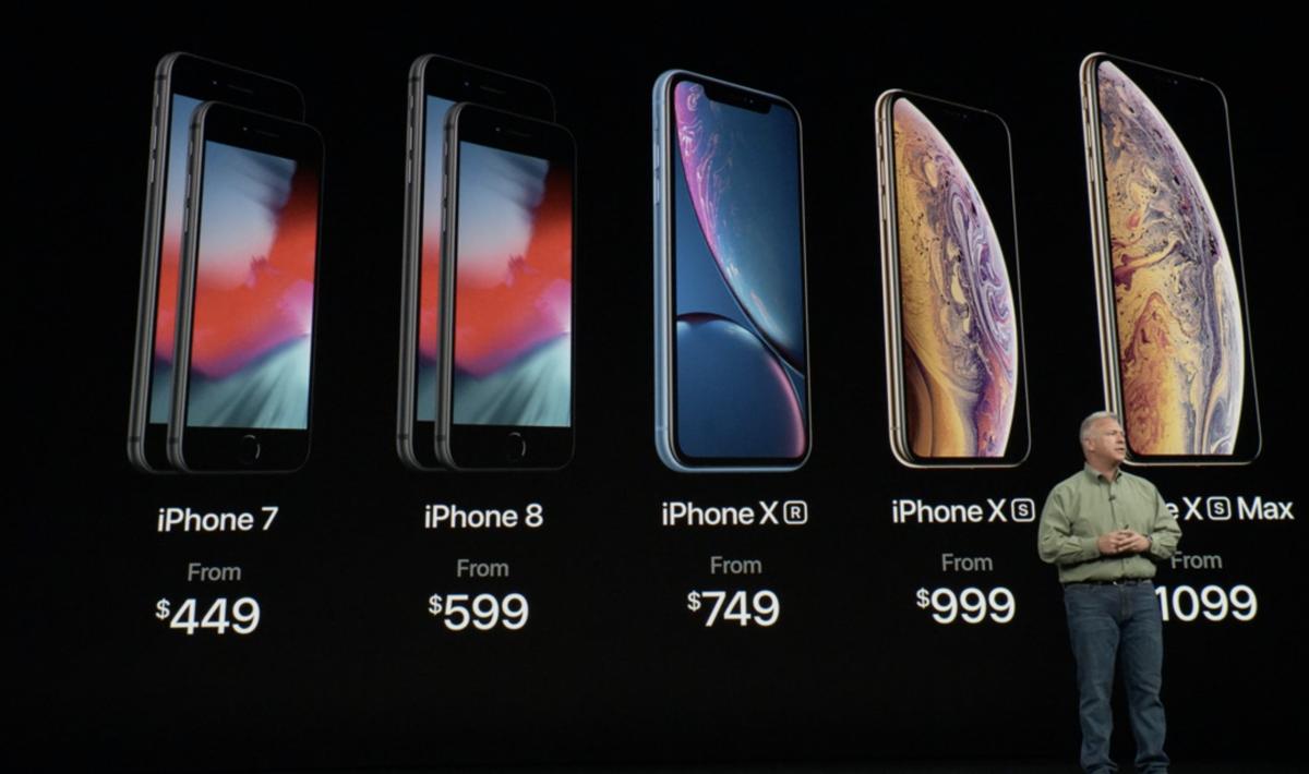 Aktuálna ponuka iPhonov od Apple s cenami. 18ff0646a0f