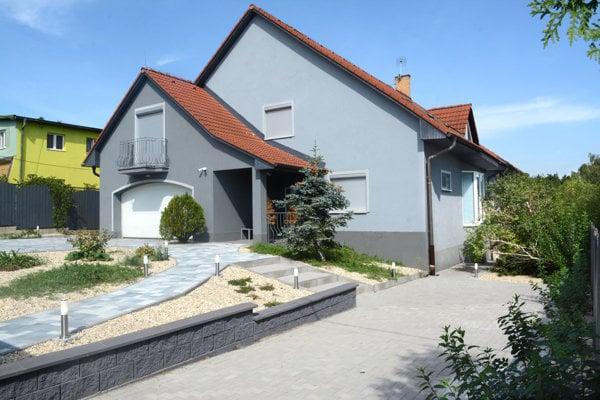"""Dom na Pereši, kde to kedysi """"žilo"""", je aj po rekonštrukcii a zmene majiteľa prázdny."""