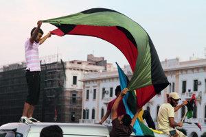 Tripolis, Líbya.