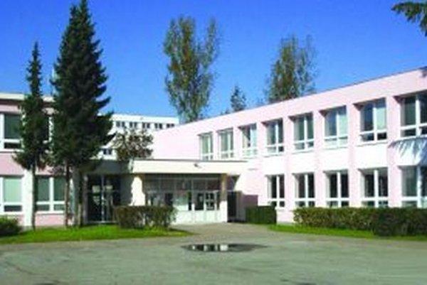 Základná škola na Ulici jahodnícka v Martine.