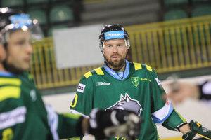 Jakub Ručkay je so štyrmi bodmi zatiaľ najproduktívnejším hráčom MsHK Žilina.