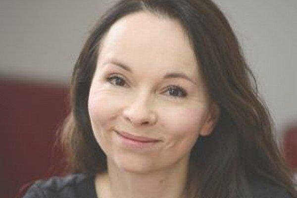 Monika Michnová,programová riaditeľka festivalu