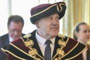 V máji ho za rektora vymenoval prezident.