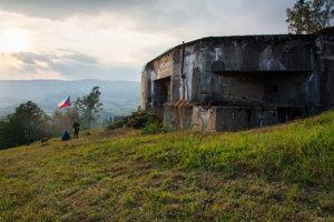 Akcia Svetlá nad bunkrami je spomienkouna mobilizáciu z roku 1938.