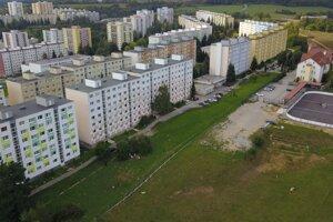 Na Tatranskej ulici by malo vzniknúť celkom 200 parkovacích miest.