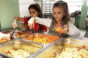 V školských jedálňach sa stravuje viac ako tristotisíc detí.