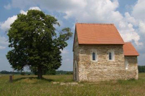 Kostol v Kopčanoch.