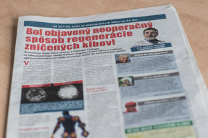 Čudný inzerát v novinách