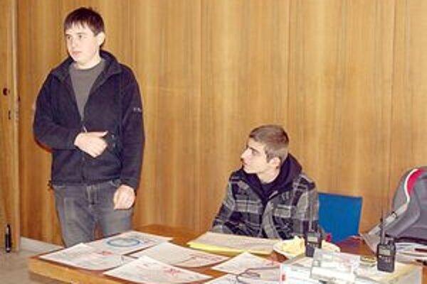 Rádioamatéri pomáhali pri aj organizovaní Jilemnického 25-ky.