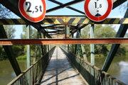 Mikšovský most je od polovice augusta oficiálne uzavretý.