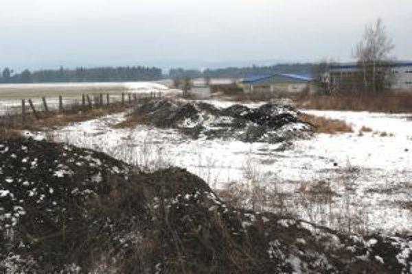 Na mieste bývvalého JRD Vieska by mohla vyrásť biometánová stanica.