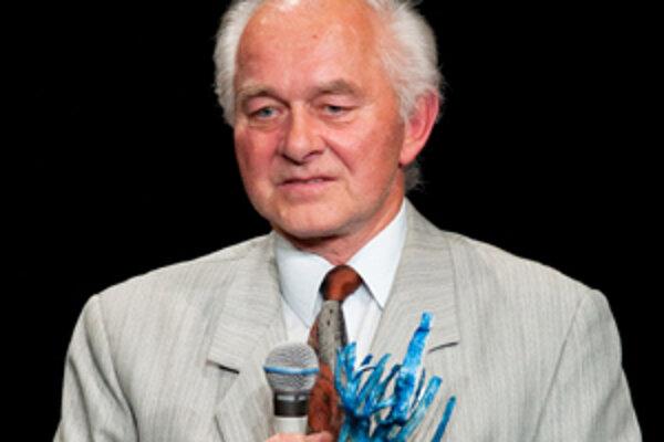Ocenenie dostal aj Ivan Cehelský.