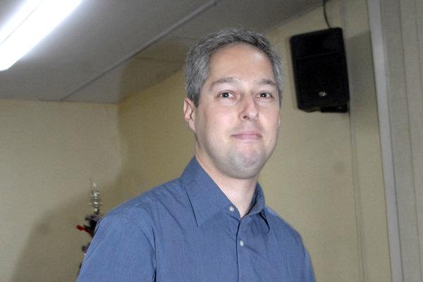 Róbert Schwarcz. Na škole strávil vyše štvrťstoročie.