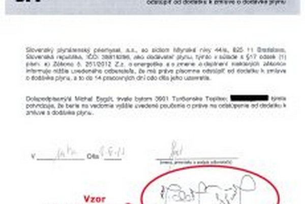 Michal Sygút tvrdí, že podpis na zmluvách s SPP nie je jeho.