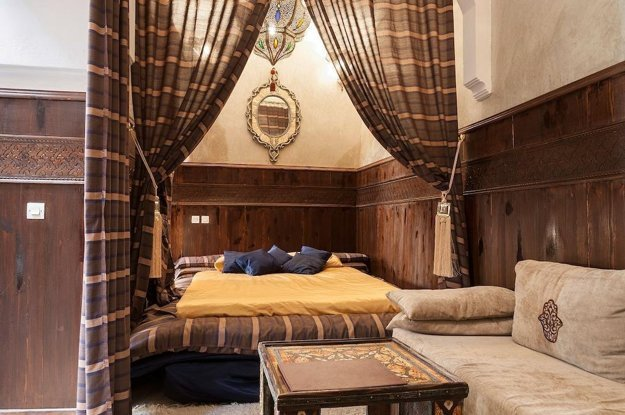 HotelRiad La Maison Nomade 3*, Marakéš