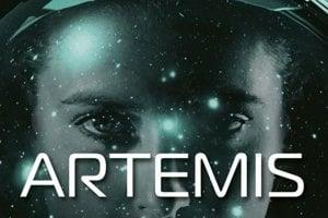 Andy Weir: Artemis (prel. Patrick Frank, Ikar 2018)