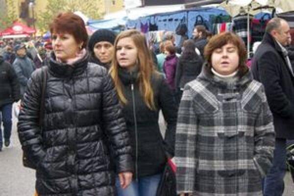 Podujatia navštívilo mnoho ľudí z Púchova i okolia.