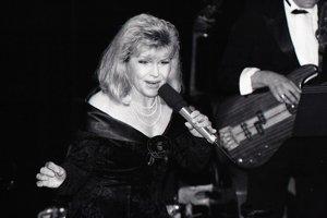 Jana Kocianová (8. jún 1946 - 24.9.2018)