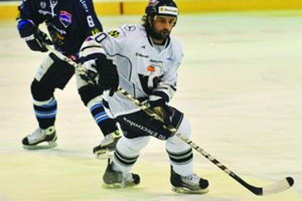 Už v bratislavskom drese. Marek Uram po prestupe z Martina odohral svoj prvý zápas proti Martinu.