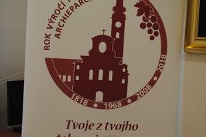 Logo Jubilejného roka.