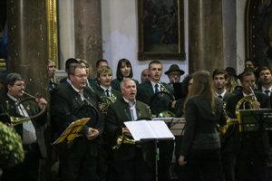 Koncert trubačov