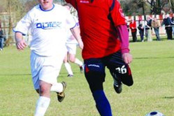Vrútočan Braňo Zeman strelil Oravčanom dva góly.