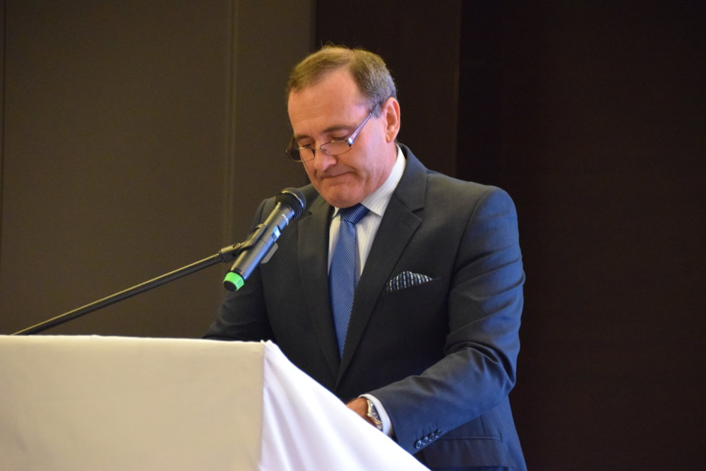 Pavol Kováčik, prezident Zväzu stavebných podnikateľov Slovenska